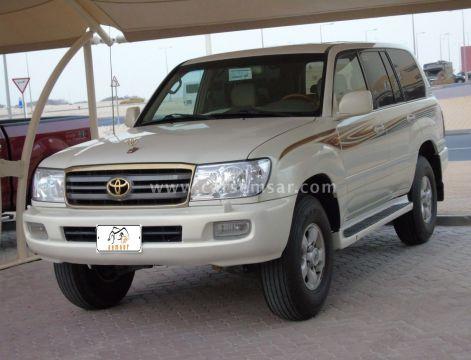 2007 Toyota Land Cruiser GXR
