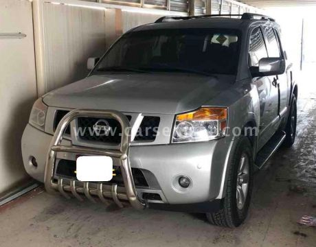 2008 Nissan Armada LE 4x4