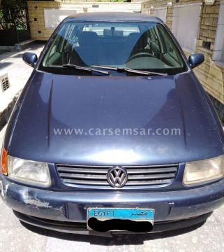 1995 Volkswagen Polo 1.2