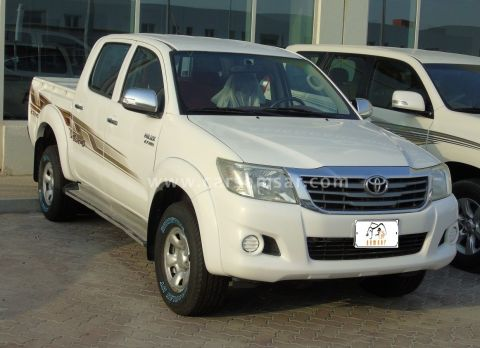 2012 Toyota Hilux 2.7 VVTi 4x4 SR5