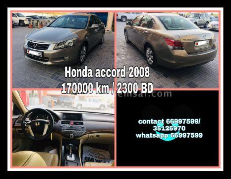 2008 Honda Accord 2.4