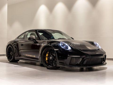 2018 Porsche 911 GT3 Touring