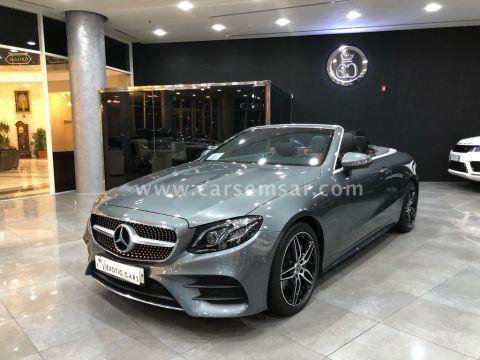 2019 Mercedes-Benz E-Class E 200 Coupe