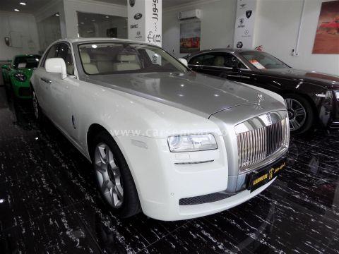 2010 Rolls-Royce Wraith