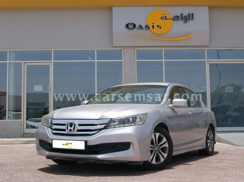 2015 Honda Accord 2.4