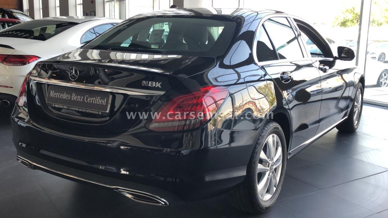 2019 Mercedes-Benz C-Class C 180 for sale in Qatar - New