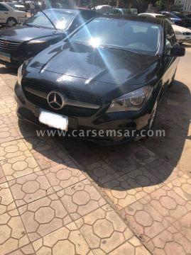 2015 Mercedes-Benz CLA-Class CLA 180