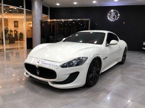 2014 Maserati Gran GranTurismo