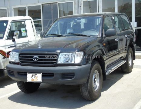 2001 Toyota Land Cruiser G