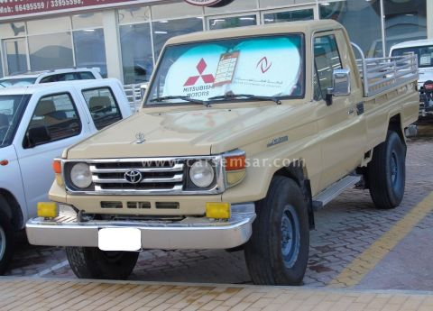 2001 Toyota Land Cruiser Pickup LX
