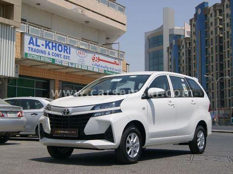 2020 Toyota Avanza 1.5 TX