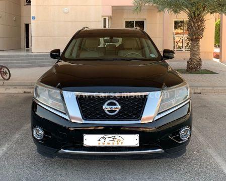 2013 Nissan Pathfinder SL 4WD