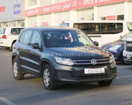 2015 Volkswagen Tiguan 2.0 TSI