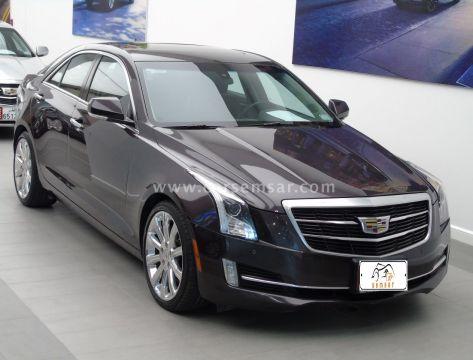 2015 Cadillac ATS 2.5