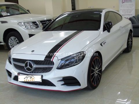 2019 Mercedes-Benz C-Class C 200 Coupe