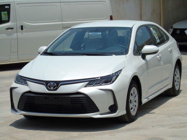 2020 تويوتا كورولا Corolla 2.0 XLI