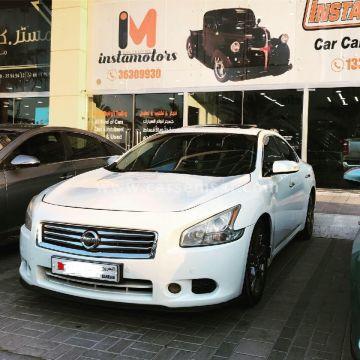 2012 Nissan Maxima 3.5
