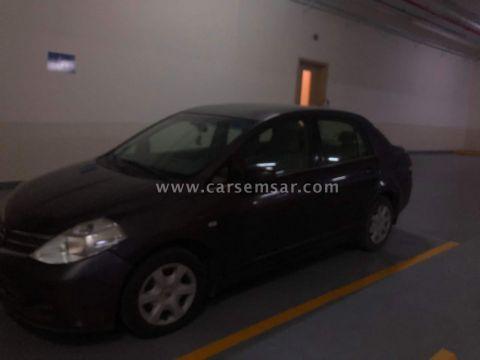 2009 Nissan Tiida 1.6 Visia