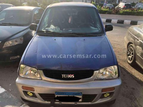 1999 Daihatsu Terios 1.5