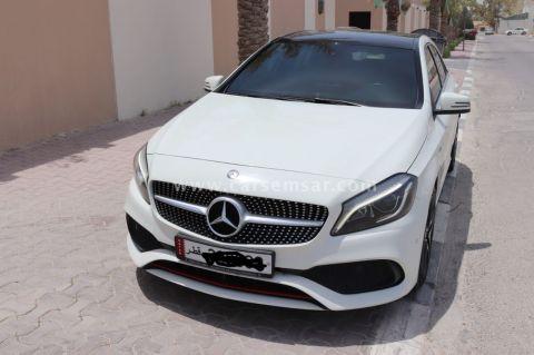 2016 Mercedes-Benz A-Class A 250