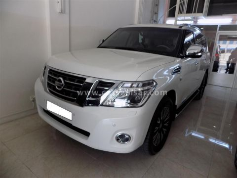 2017 Nissan Patrol Platinum for sale in Qatar - New and used