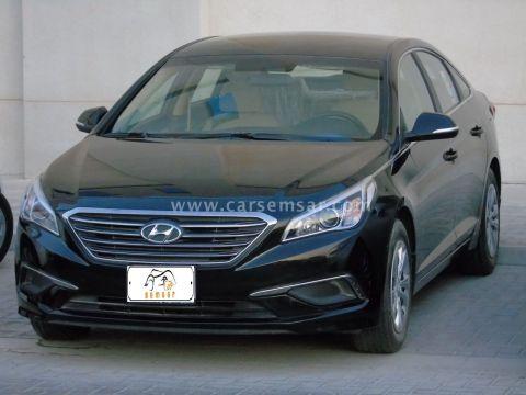 2017 Hyundai Sonata 2.0 CRDi