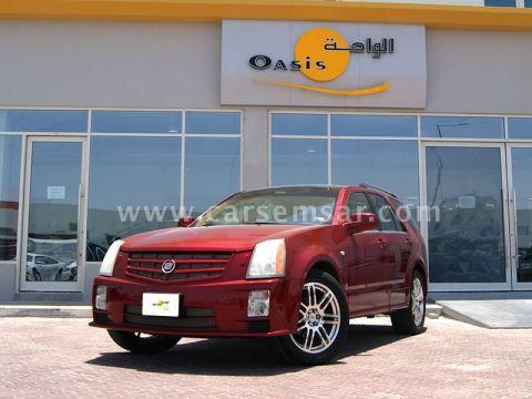 2008 Cadillac SRX 3.6 V6
