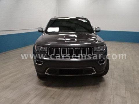 2017 Jeep Grand Cherokee 3.6 Limited 4x4