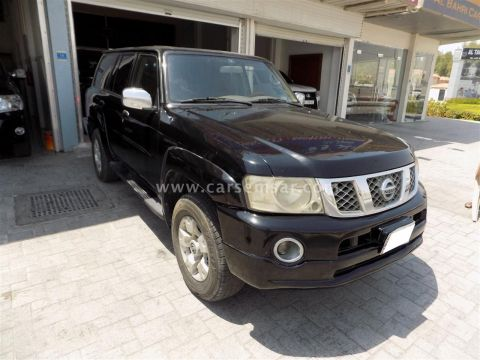 2008 Nissan Patrol Super Safari