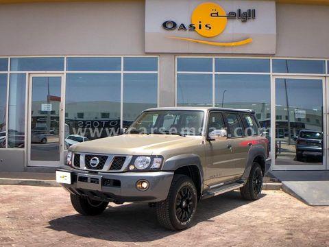 2019 Nissan Patrol Super Safari