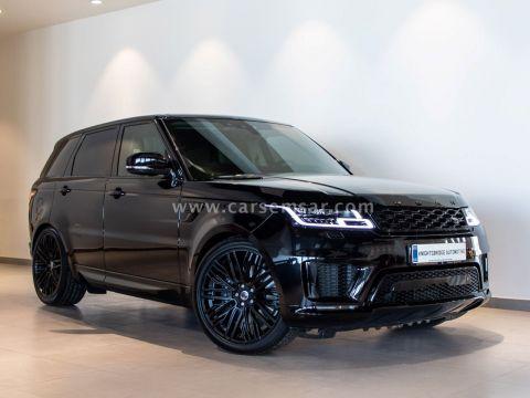 2019 Land Rover Range Rover Sport Urban Edition