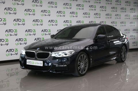2019 BMW 5-Series 540i