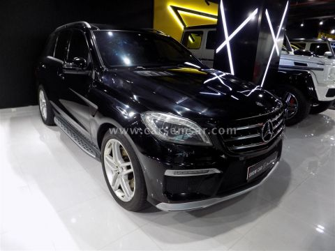 2013 Mercedes-Benz ML-Class ML 350