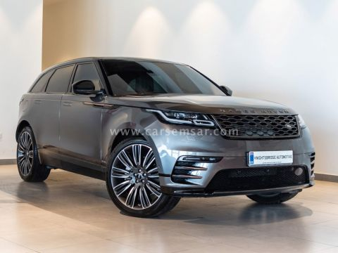 2018 لاند روفر رنج Range Rover Velar First Edition