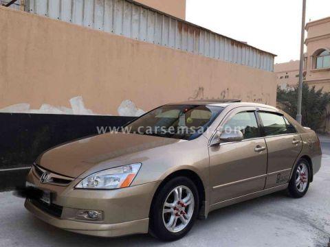 2006 هوندا اكورد Coupe 2.4 EX-L