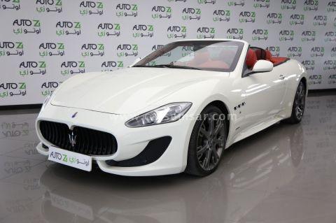 2016 Maserati Gran Turismo S