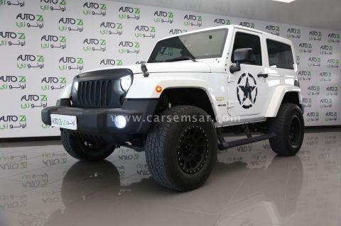 2015 Jeep Wrangler 3.8 Sahara