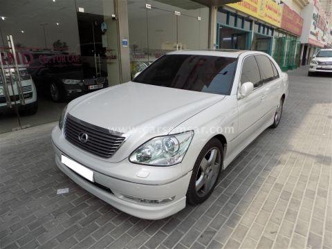 2007 لكزس ال اس 430