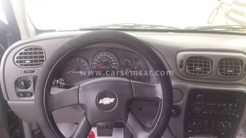 2007 Chevrolet TrailBlazer 4.2 LT