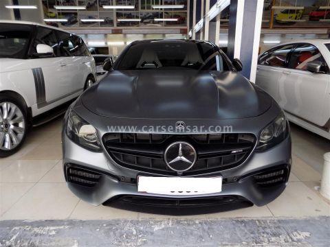 2019 Mercedes-Benz E-Class E 63 S AMG