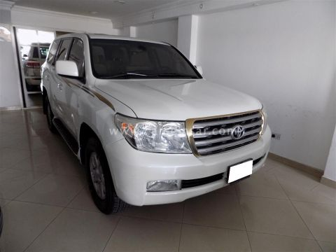 2008 Toyota Land Cruiser GX