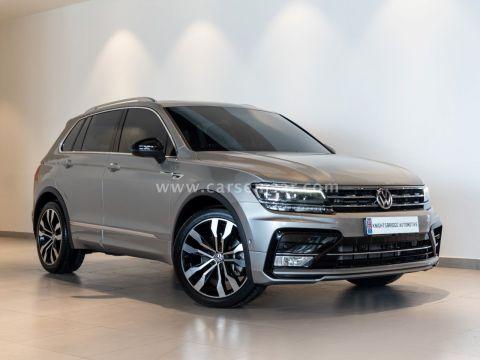 2017 Volkswagen Tiguan R - Line 2.0