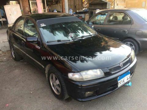 1998 Mazda Familia 323