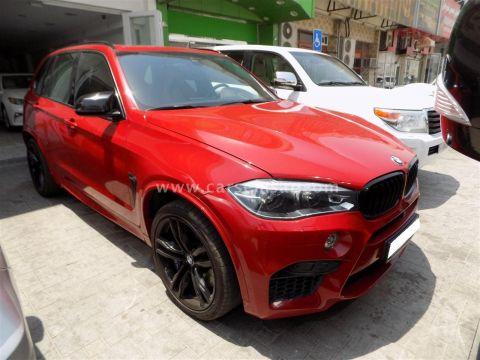 2015 BMW X5 5.0i