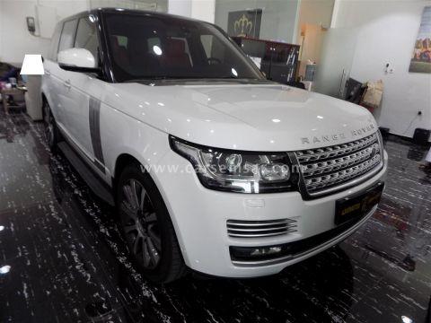 2015 Land Rover Range Rover Vogue