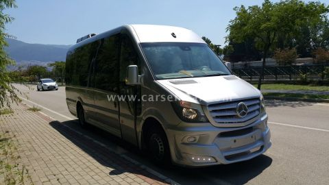 2019 Mercedes-Benz Sprinter 413