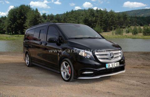 2019 Mercedes-Benz Vito 115 CDi Crew Cab