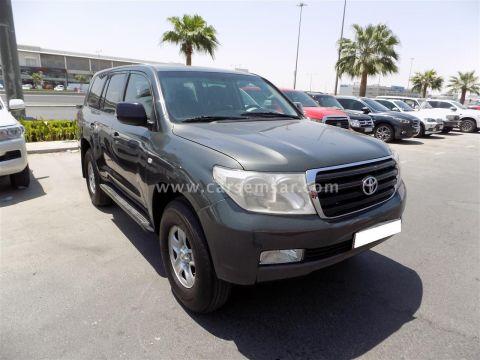 2010 Toyota Land Cruiser G