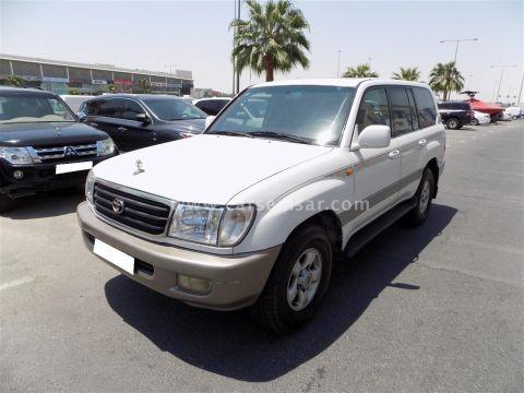 1999 Toyota Land Cruiser VXR