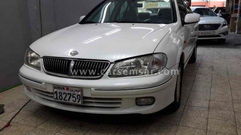 2001 Nissan Sunny 1.6